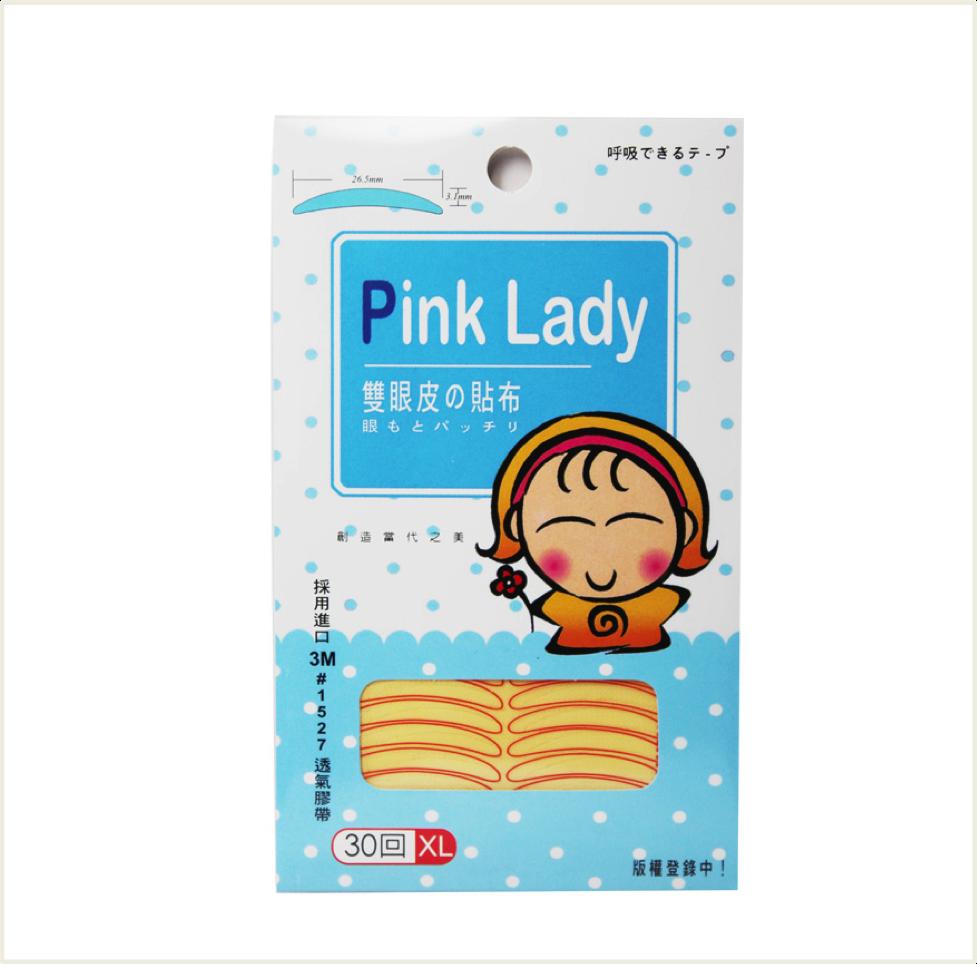 潼漾小舖 cosmos pink lady 雙眼皮貼布30回-xl