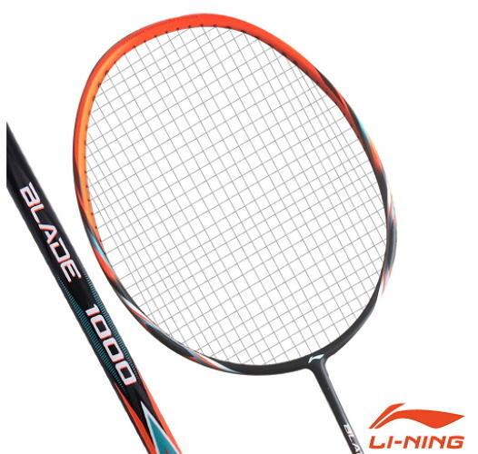li-ning 李寧 blade 1000/1200 羽毛球拍 羽球拍 (已穿線 無拍袋)