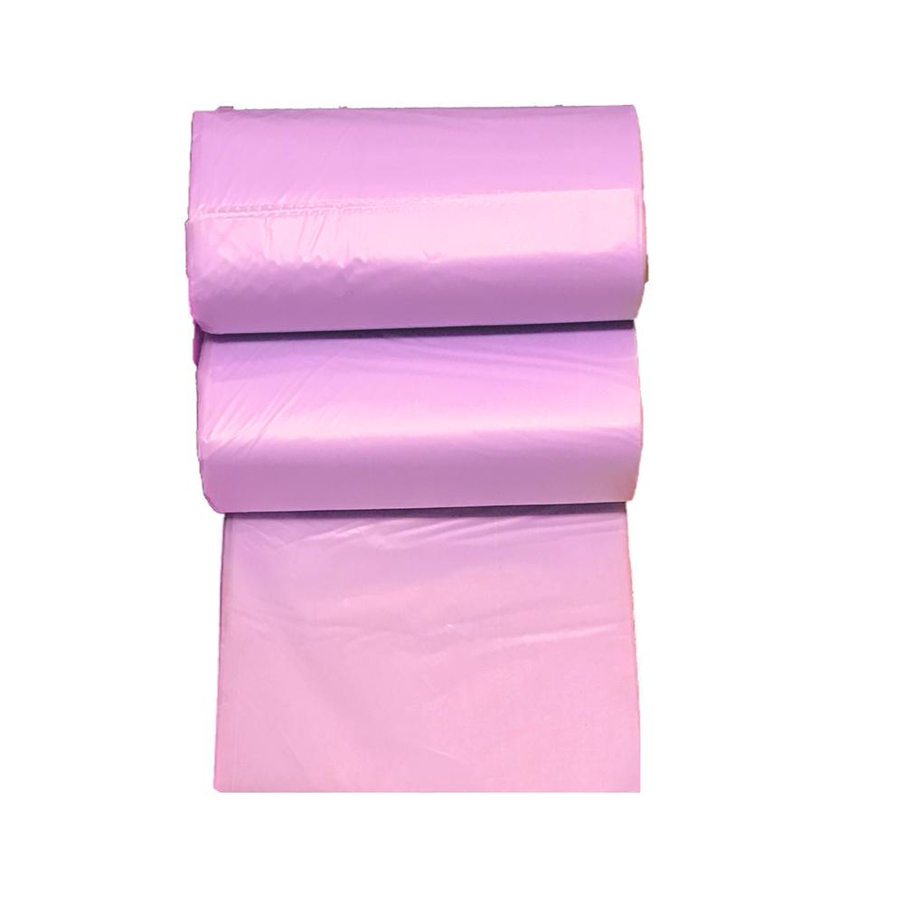金德恩 台灣專利製造 花香垃圾袋/ 可自然分解 環保清潔袋  10  包組  (20L)
