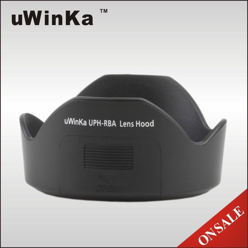 uWinka副廠Pentax遮光罩PH-RBA遮光罩(反扣倒裝,52mm,CPL開口)適smc DA 18-55mm F/3.5-5.6 AL II (IF)遮陽罩