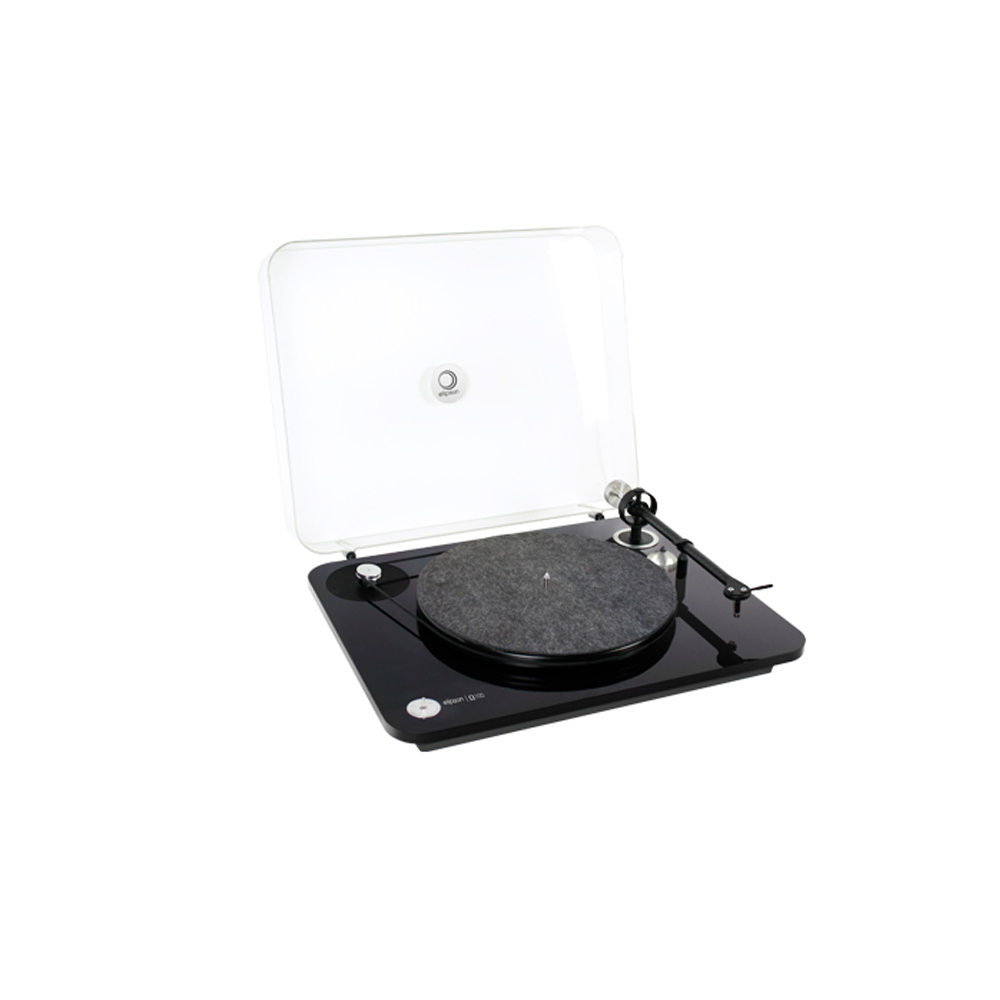 ★點我超優惠價★Elipson OMEGA-100 黑膠 唱盤 唱機 (黑色) Turntable