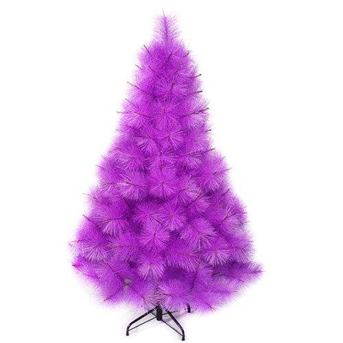 台灣製12尺/12呎(360cm)特級紫色松針葉聖誕樹裸樹 (不含飾品)(不含燈) (本島免運費)