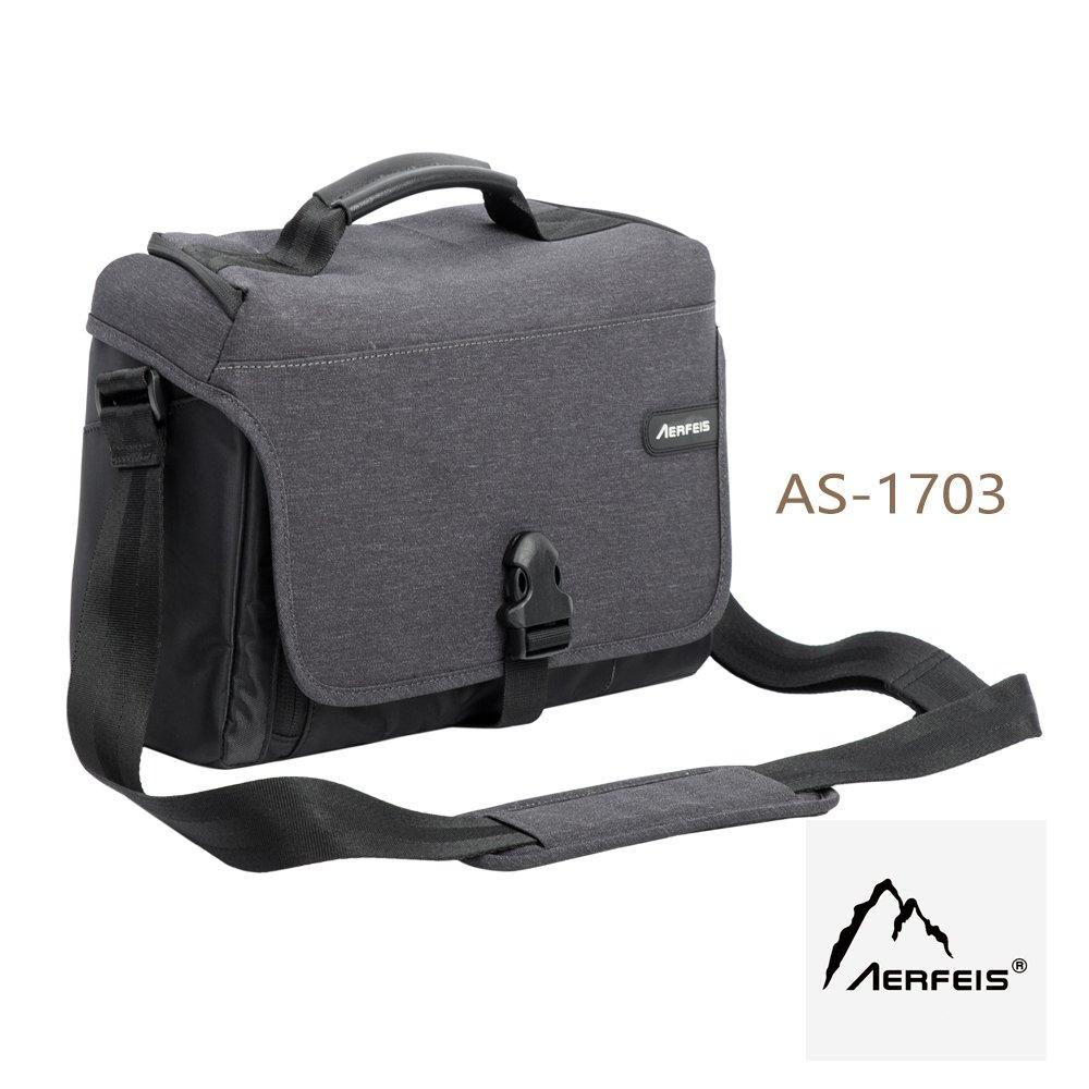 Aerfeis 阿爾飛斯 AS-1703 都市系列相機側背包