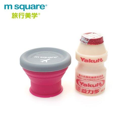 m square摺疊矽膠碗 S