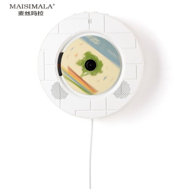 藍牙dvd播放機復讀機u盤壁掛式cd播放機cd機器mp3胎教cd英語cd機
