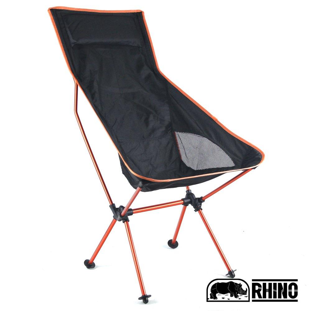 犀牛RHINO 高椅背極輕量露營椅