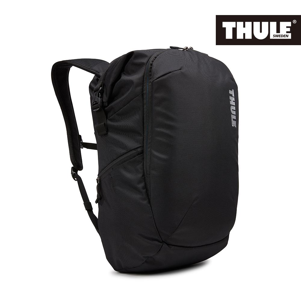 Thule 都樂 Subterra Travel Backpack 34L雙用途旅行筆電後背包 TSTB-334 黑