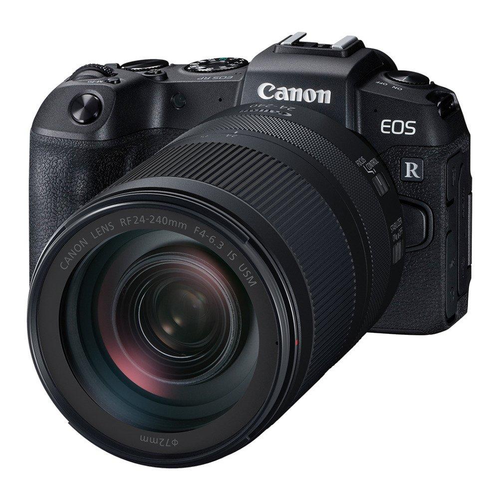 高速128G/90MB電全配組 Canon EOS RP +RF 24-240MM / EOSRP (公司貨)