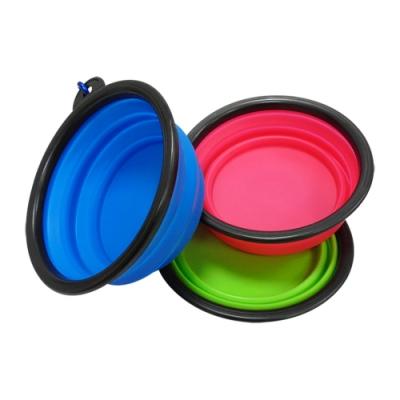 【買二送一】【AH-121】摺疊貓狗碗盆 貓狗飼料 餵食餵水 寵物用品