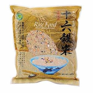 台灣綠源寶 十六穀米