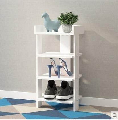 鞋櫃 鞋架 簡易鞋架家用經濟型多層門口鞋柜宿舍防塵省空間大學生迷你小鞋架
