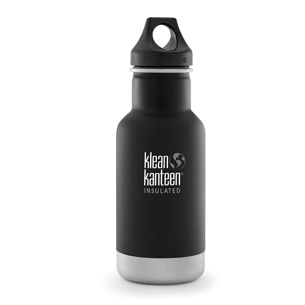 美國Klean Kanteen經典保溫瓶355ml-消光黑