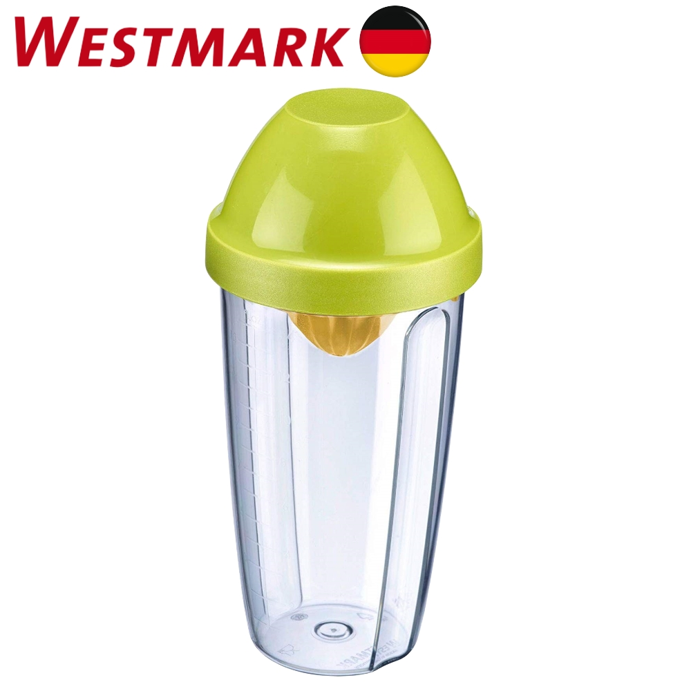 《德國WESTMARK》榨汁及雪克杯兩用榨汁器(壓克力材質) 3079 2270