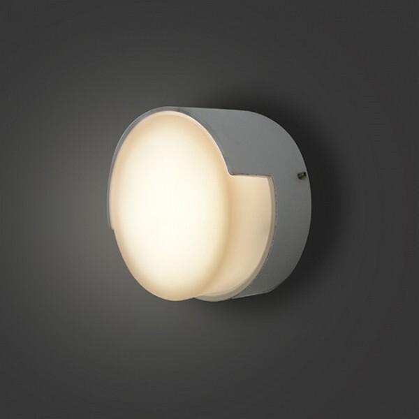 18park-獨白壁燈 [110v,方形12cm,白色]