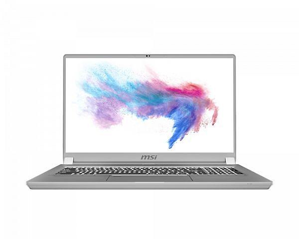 微星MSI Creator 17 A10SE-636TW 17.3吋4K 創作者筆電 (i7/16G/1T SSD/2060-6G/W10P)