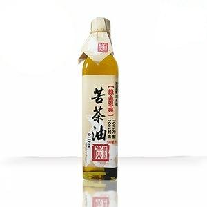 《炭道》冷壓苦茶油2入(500ml/入)