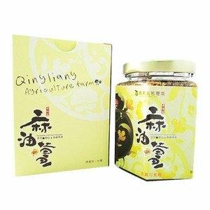 清亮農場-麻油薑(200g/罐)