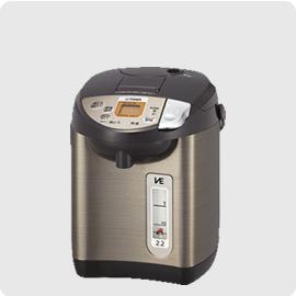 小倉家 虎牌TIGER【PIW-A220】電熱水瓶 2.2公升 無蒸氣 快速煮沸 防止空燒 節能省電 手壓出水 四段保溫 附中說