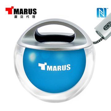 MARUS 魔幻泡泡藍牙喇叭 藍色(MSK-66)