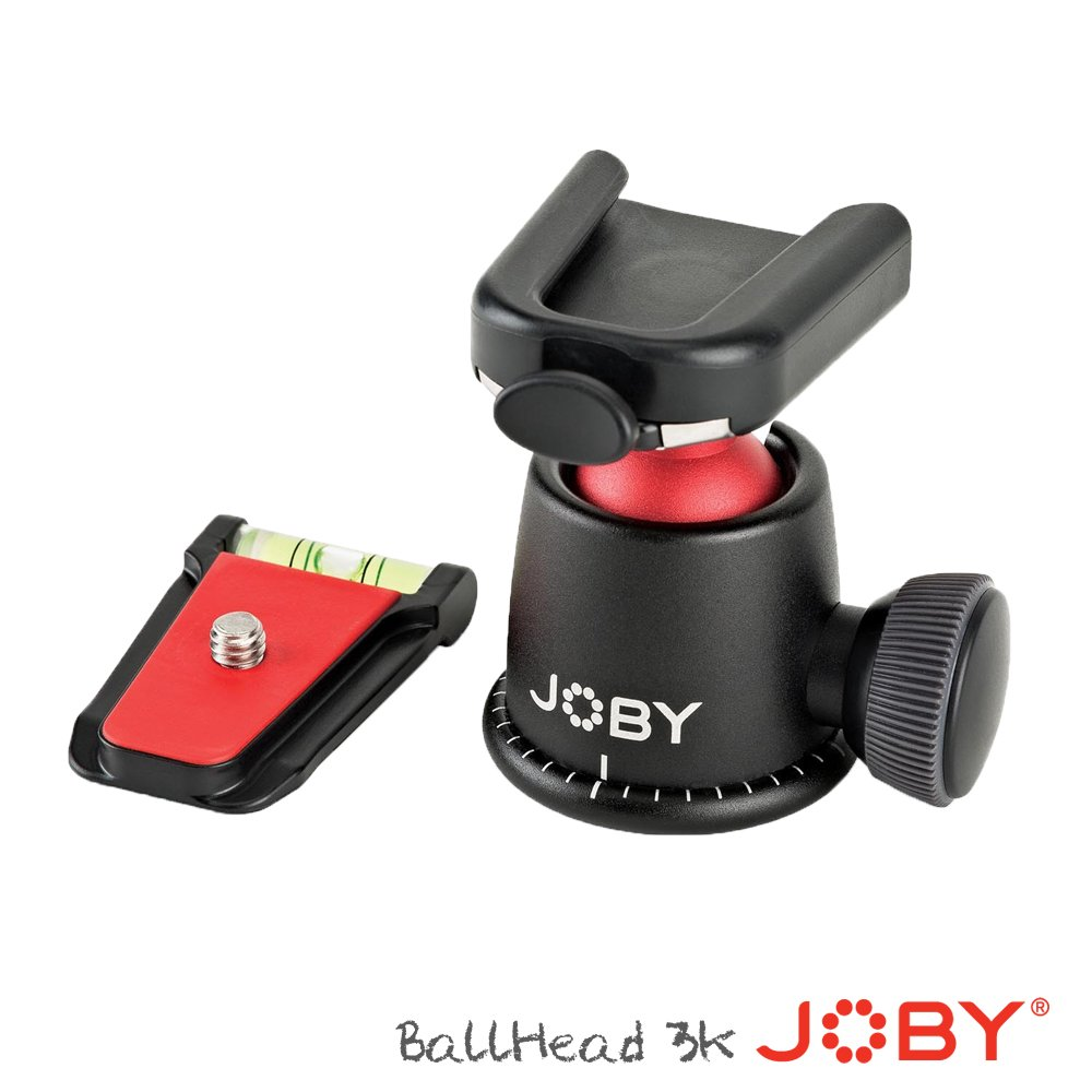 ★快速到貨★JOBY 金剛爪 3K 雲台 BallHead 3K -JB53