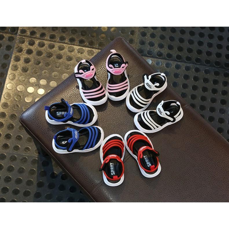 夏季男寶寶鞋嬰兒毛毛蟲軟底鞋子1一3歲2小女童學步兒童公主涼鞋