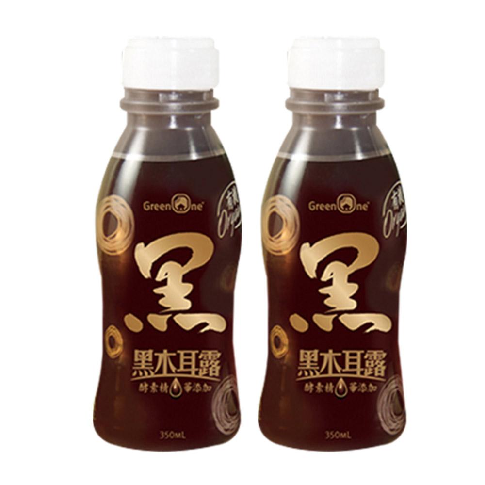 大漢酵素有機酵素黑木耳露350mlx24瓶