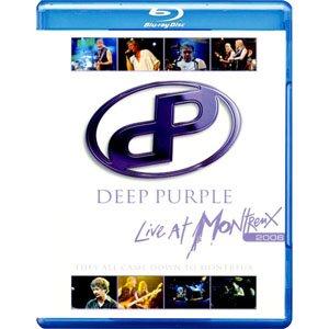 深紫色樂團:他們都到蒙特勒 演唱會 Deep Purple: They All Came Down To Montreux (藍光Blu-ray)