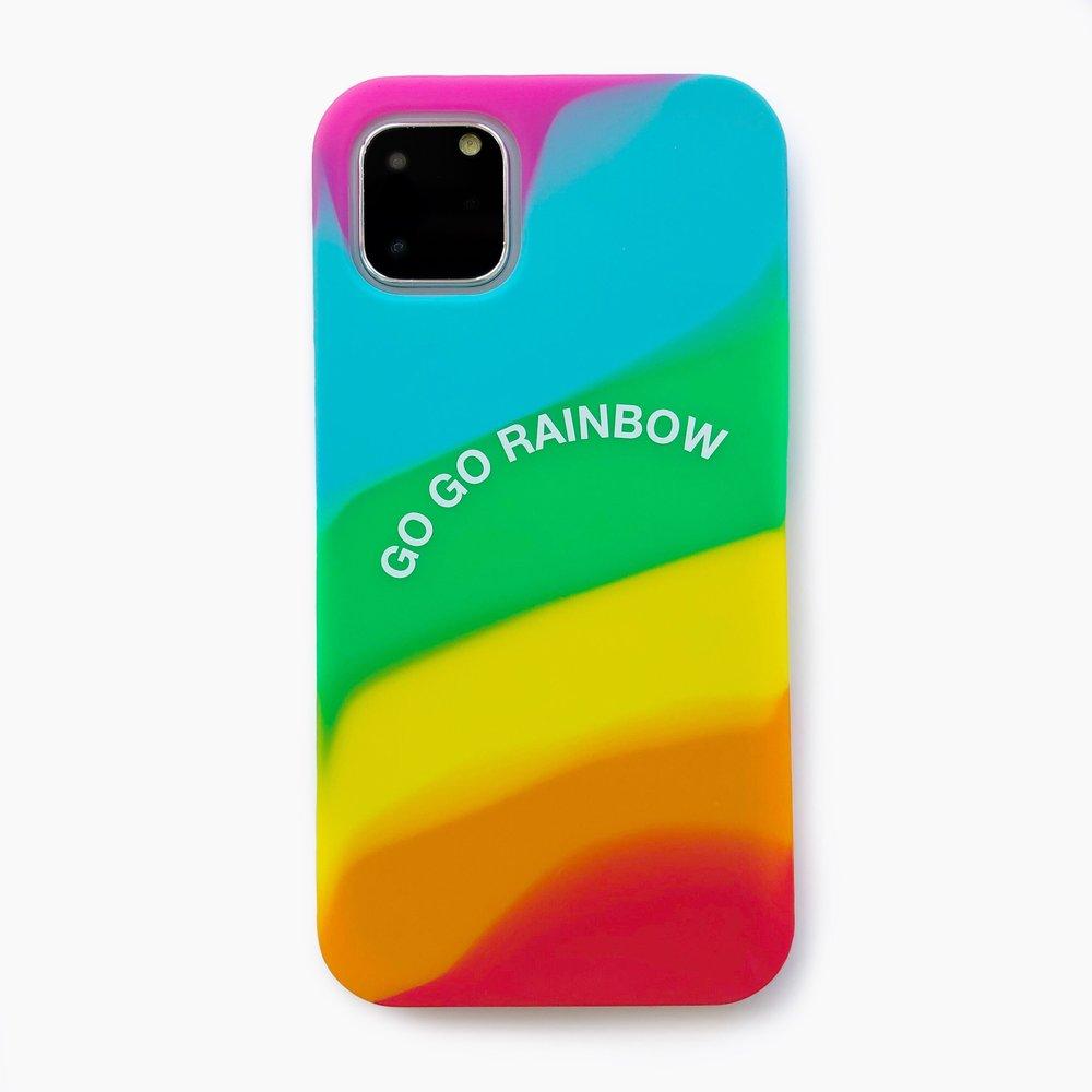 【Candies】Simple系列 愛之彩虹 - iPhone 11 Pro Max