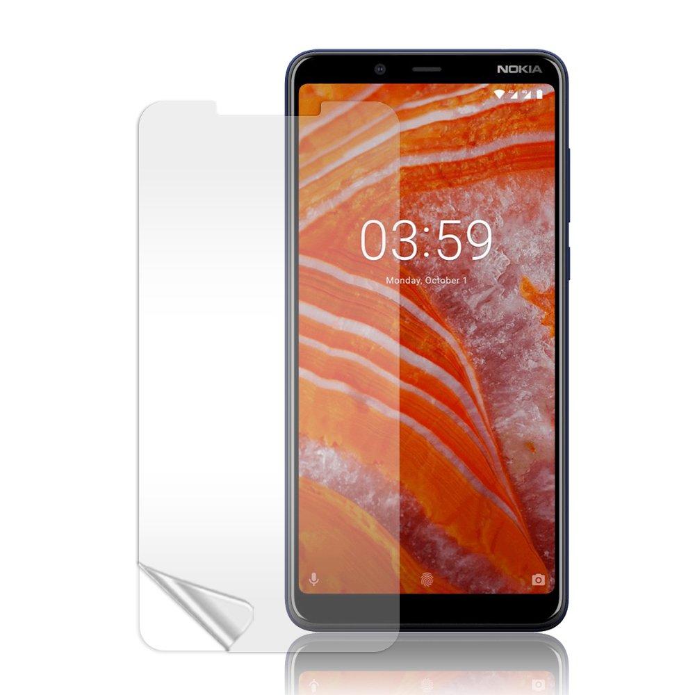 Monia Nokia 3.1 plus 高透光亮面耐磨保護貼 保護膜(非滿版)