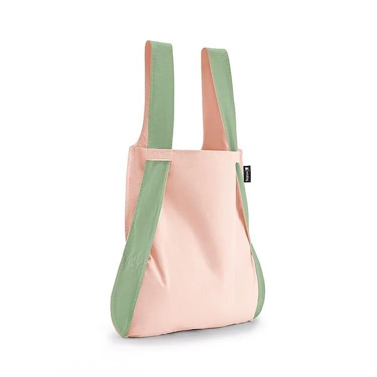 德國notabag 諾特包-抹茶粉櫻 手提包 後背包 提袋