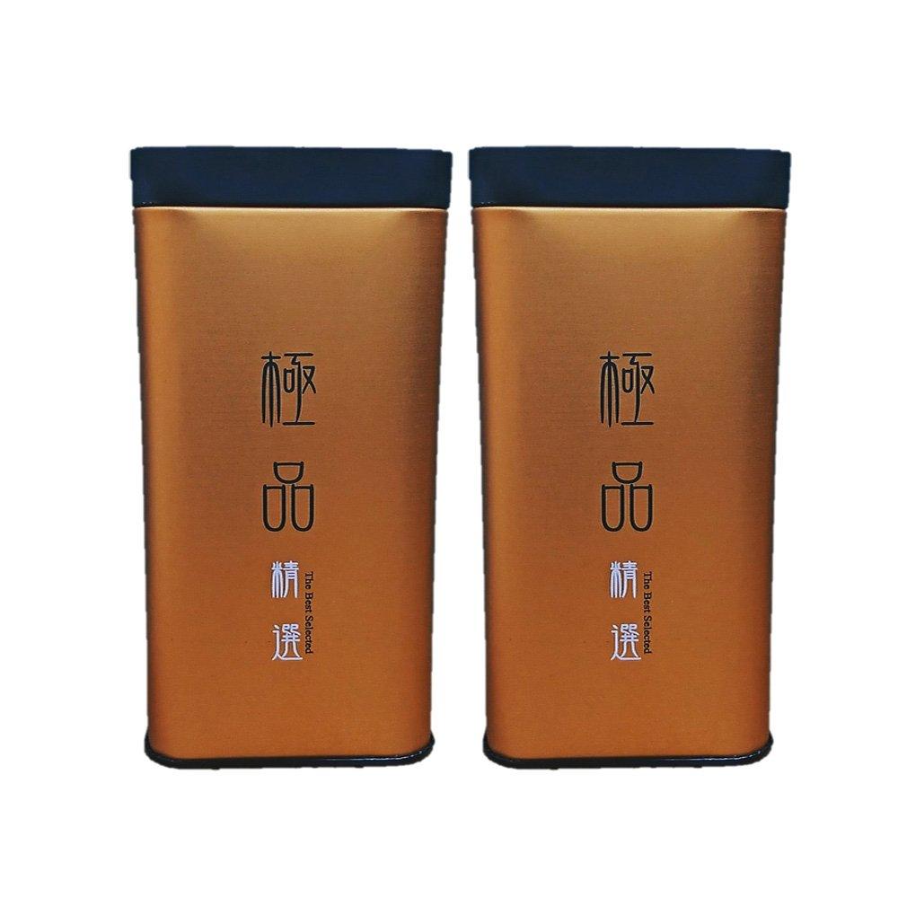 【新造茗茶】特選斯里蘭卡錫蘭紅茶 (100g*2罐)
