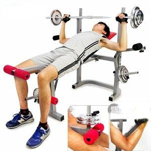 【SAN SPORTS 】重力訓練舉重床(重量訓練機.啞鈴椅.蝴蝶機.綜合運動健身器材)