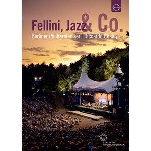 費里尼、爵士&羅馬想像 - 電影之夜~2011年溫布尼音樂會 DVD