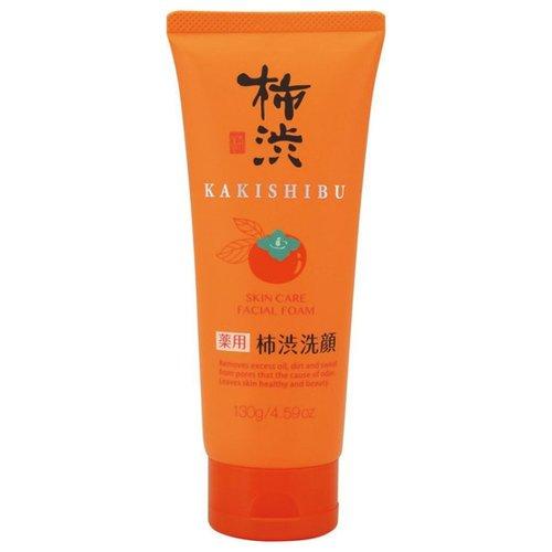 【熊野油脂】柿澀洗面乳