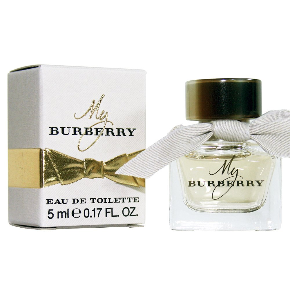 Burberry MY BURBERRY 女性淡香水 5ml 小香