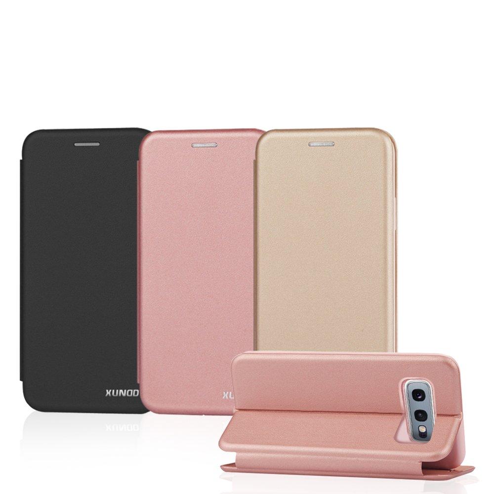 XUNDD for 三星 Samsung Galaxy S10e 賽納可插卡支架皮套
