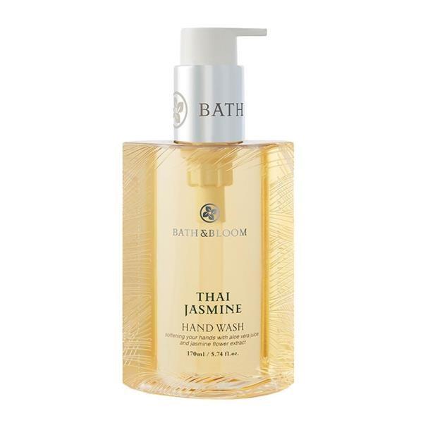 Bath & Bloom 泰國茉莉香氛洗手乳 170ml