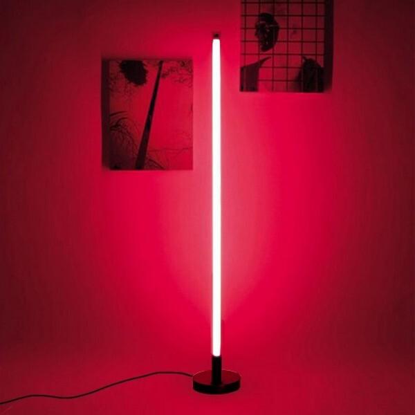 18park-led霓虹落地燈 [冰藍光,60cm]