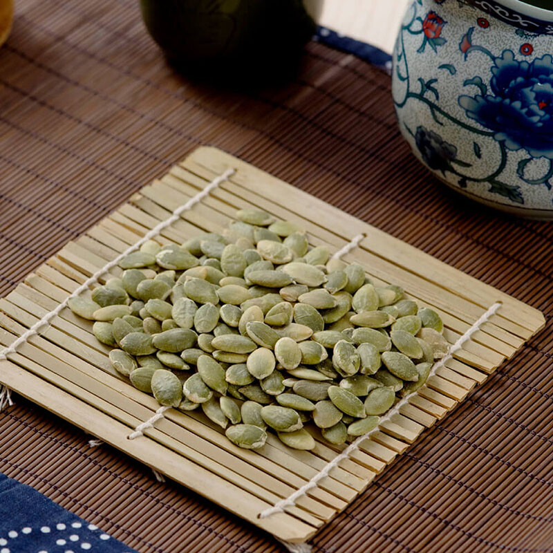 可夫萊堅果之家 嚴選低溫烘焙 雙活菌烤南瓜子200g(3入/組)