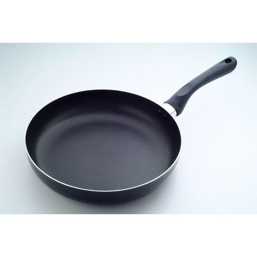 【米雅可】導磁黑晶不沾平煎鍋(30cm)