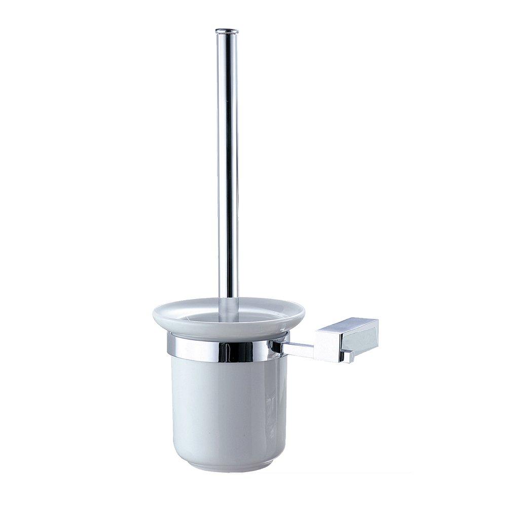 【BACHOR】方銅衛浴配件-馬桶刷架