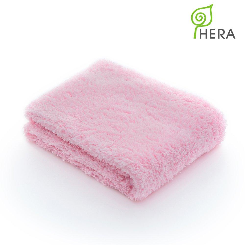 HERA-3M專利瞬吸快乾抗菌超柔纖-毛巾(櫻花粉)