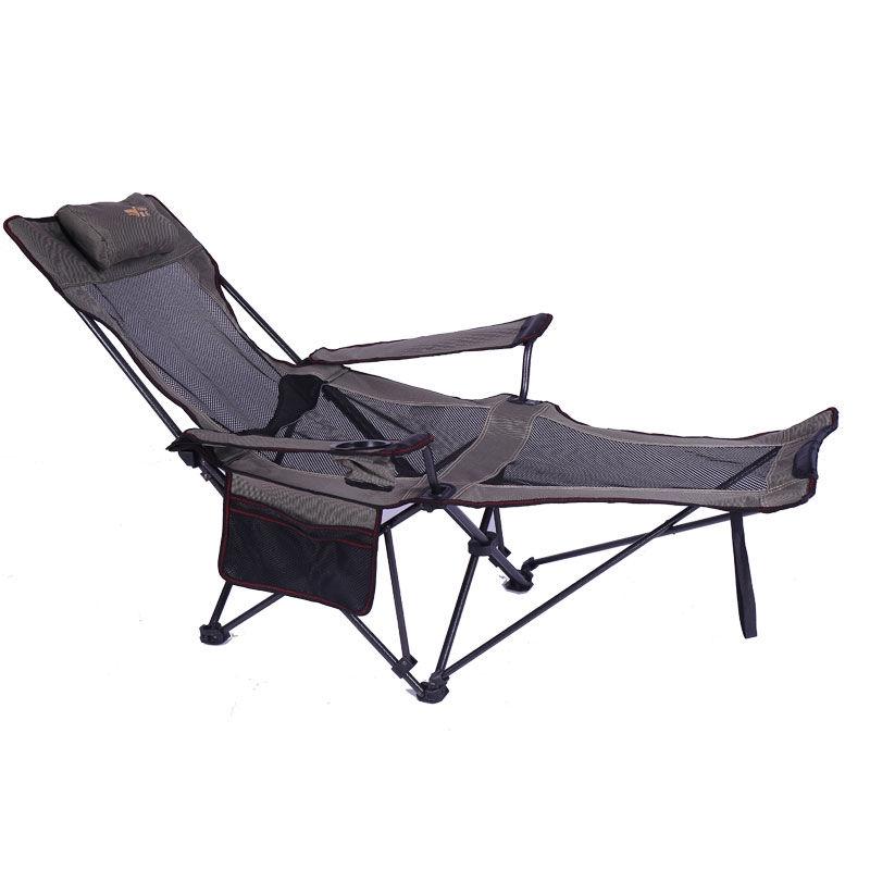 戶外摺疊椅 午休摺疊躺椅 沙灘椅 休閒椅 便攜椅釣魚椅 午睡椅 辦公躺椅