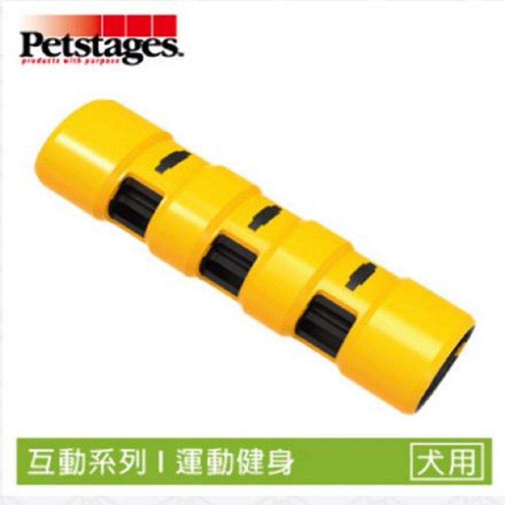 美國 Petstages 互動彈力棒1155-L (幼/成/老犬) 寵物互動 吸引追逐 狗玩具