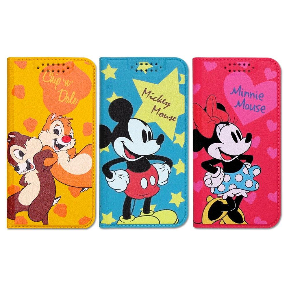 迪士尼授權正版 OPPO R11 5.5吋 印花系列彩繪皮套(米奇)