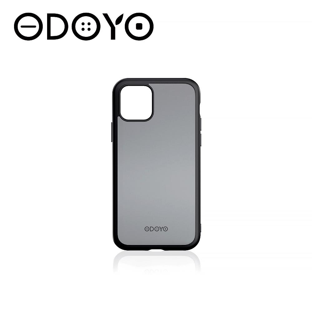 【ODOYO】NANO EDGE+iPhone 11 Pro Max 6.5吋邊框強化防震背蓋