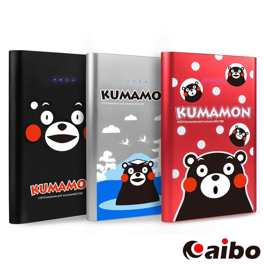 【KUMAMON熊本熊】悠閒時光 12000 Plus 輕薄時尚行動電源