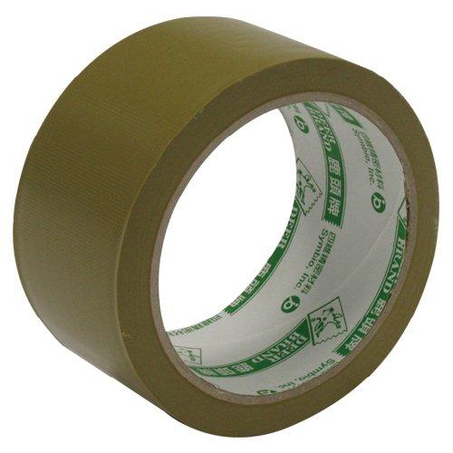 【鹿頭牌  DEER BRAND】PVS1N PVC 封箱膠帶 (48mm×18M)/(6卷/一束)