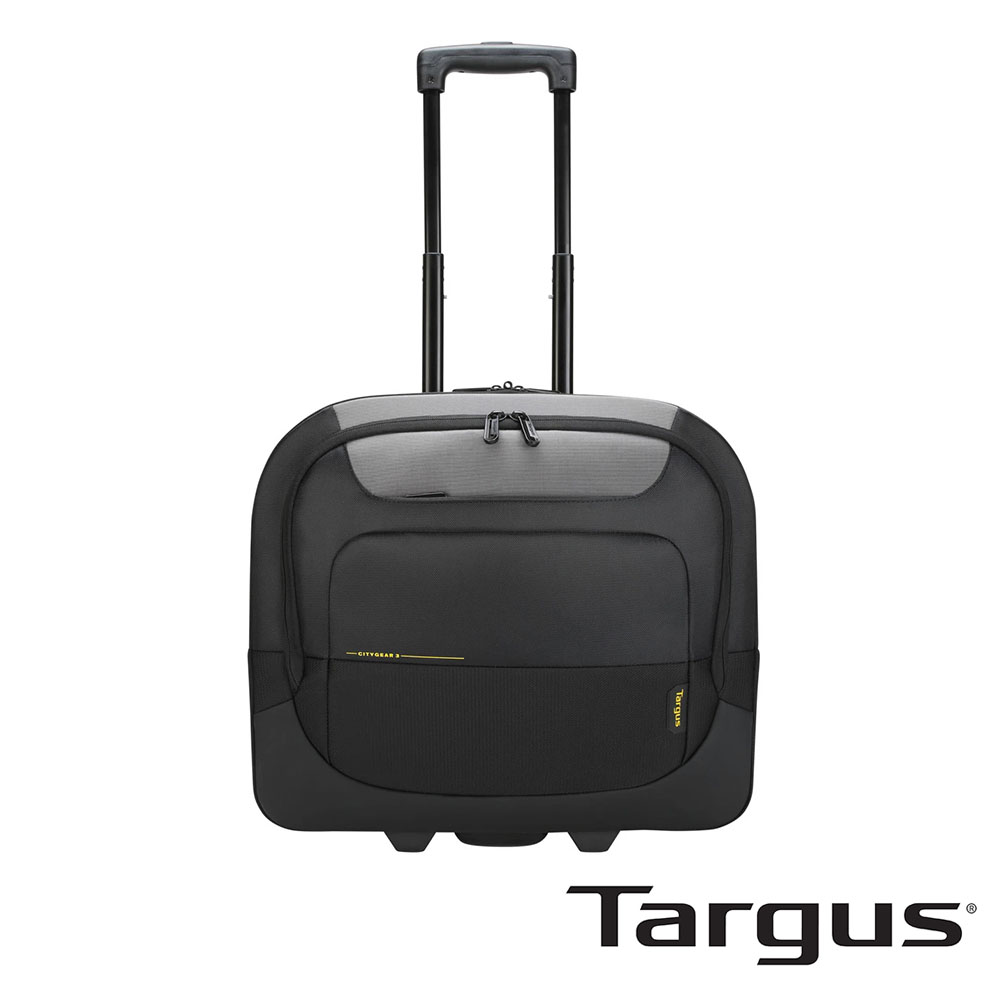Targus Citygear 15~17.3 吋耐衝擊 DOME 商務拉桿箱
