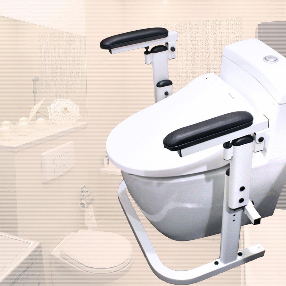 【樂活動】馬桶起身活動扶手.如廁最佳輔具.安全扶手.衛浴輔助